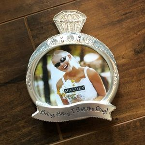 Other - Engagement picture frame